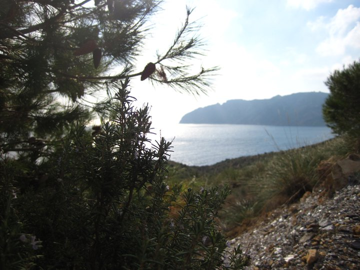 Rutas de Tierra y Mar - Senderismo en la Región de Murcia
