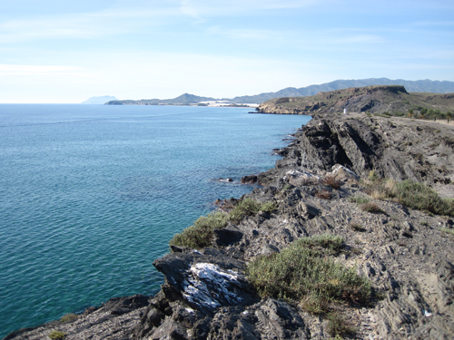 Senderismo por el litoral Mazarrón