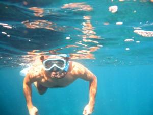 Snorkel, diversión en Murcia